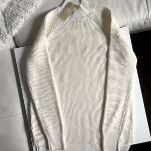 Michael Kors Mock-neck Knit Sweater